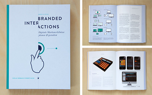 Branded Interactions - book by Marco Spies