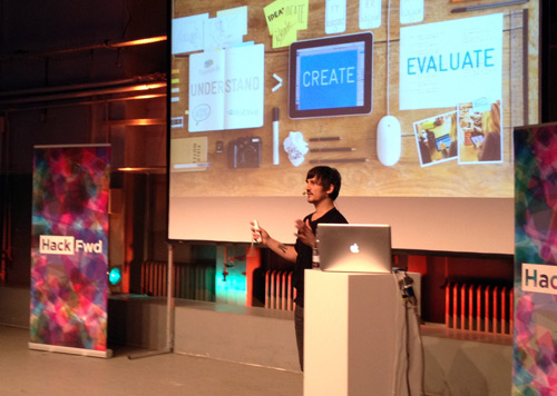 Christophe's talk at Build 0.9