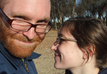 Brian Crabtree and Kelly Cain